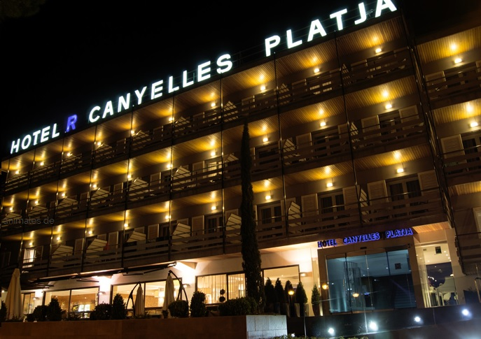 hotel canyelles